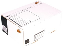 POSTPAKKETBOX 4 CLEVERPACK 203 305X215X110MM 25 STUK