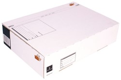 POSTPAKKETBOX 5 CLEVERPACK 207 430X300X90MM 25 STUK