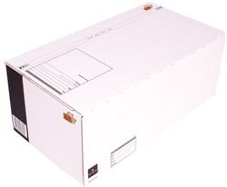 POSTPAKKETBOX 6 CLEVERPACK 485X260X185MM 1 STUK
