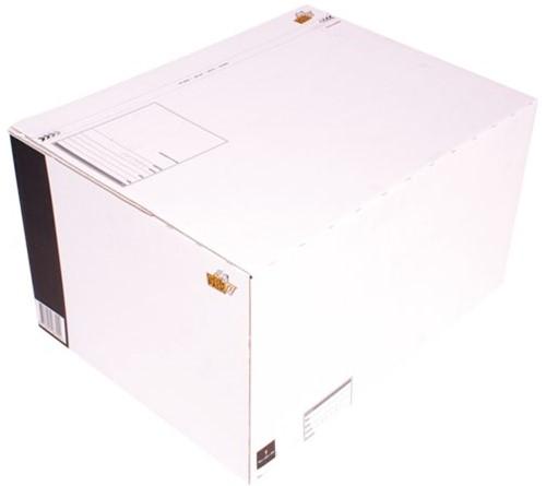 POSTPAKKETBOX 7 CLEVERPACK 485X369X269MM 1 STUK