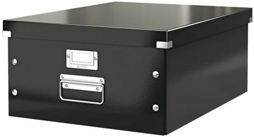 OPBERGBOX LEITZ CLICK&STORE 350X188X450MM ZWART 1 STUK
