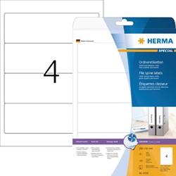 RUGETIKET HERMA 5095 192X61.MM 100ST 25 VEL