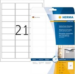 ETIKET HERMA INKPRINT 4864 63.5X29.6MM 270ST 10 VEL
