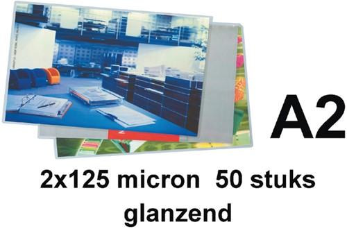 LAMINEERHOES GBC A2 2X125MICRON 50 Stuk