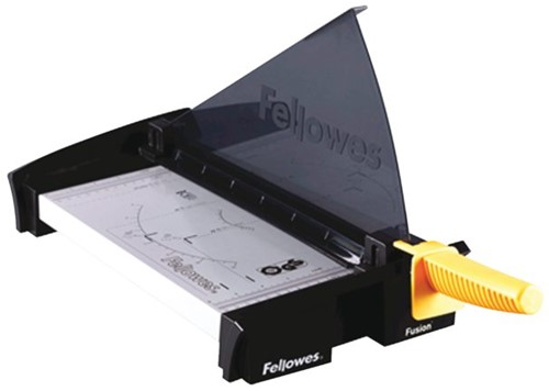 BORDSCHAAR FELLOWES FUSION A4 320MM 1 STUK