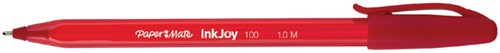 BALPEN PAPER MATE INKJOY 100 DOP M ROOD 1 Stuk