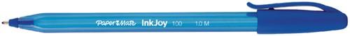 BALPEN PAPER MATE INKJOY 100 DOP M BLAUW 1 Stuk
