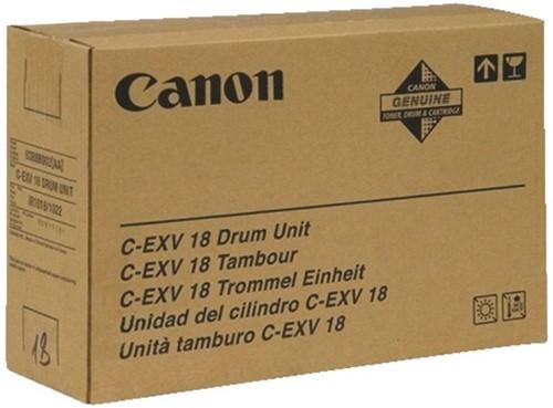 DRUM CANON C-EXV 18 26.9K ZWART 1 STUK