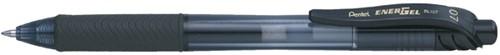 GELSCHRIJVER PENTEL ENERGEL-X BL107 0.4MM ZWART 1 Stuk