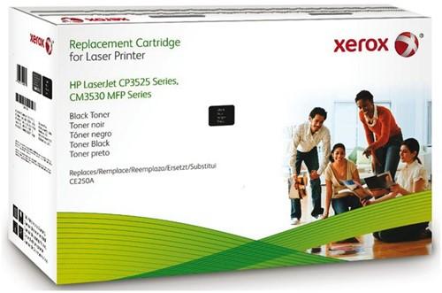 TONERCARTRIDGE XEROX HP CE250A 5K ZWART 1 STUK