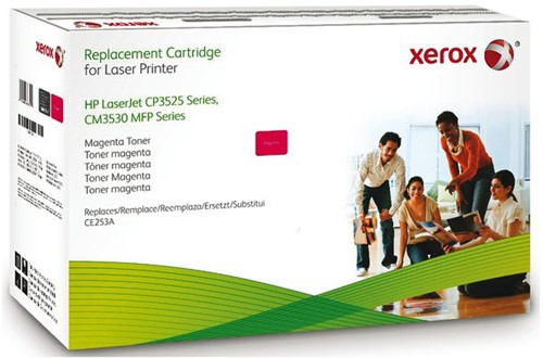 TONERCARTRIDGE XEROX HP CE253A 7.6K ROOD 1 STUK