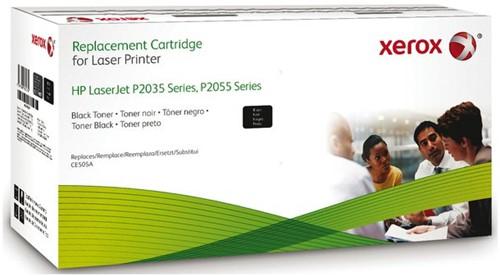 TONERCARTRIDGE XEROX HP CE505A 2.3K ZWART 1 STUK