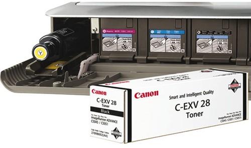 TONERCARTRIDGE CANON C-EXV 28 44K ZWART 1 STUK