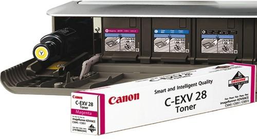 TONERCARTRIDGE CANON C-EXV 28 38K ROOD 1 STUK