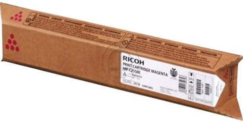 TONER RICOH 841198 5.5K ROOD 1 STUK