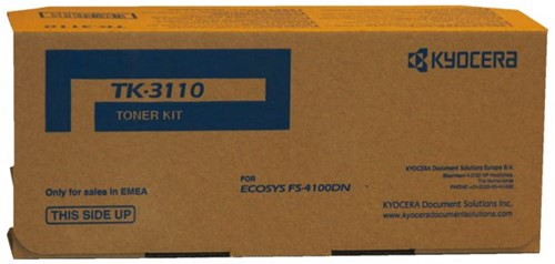 TONER KYOCERA TK-3110 15.5K ZWART 1 STUK