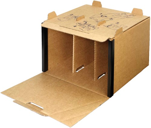 CONTAINERBOX LOEFF JUMBO 4004 425X280X400MM 1 Stuk