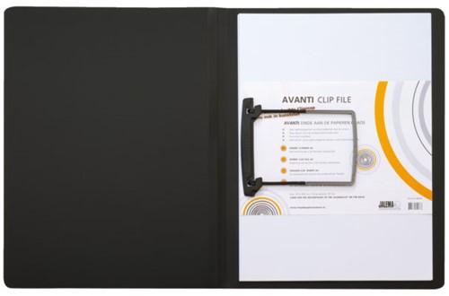 CLIPMAP AVANTI A4 30MM ZWART 1 STUK