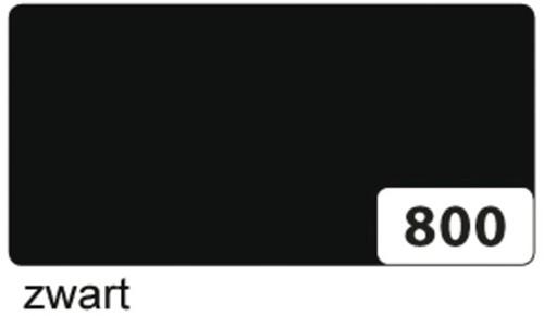 ETALAGEKARTON FOLIA 48X68CM 380GR NR800 ZWART 1 STUK