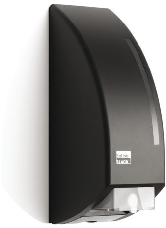 DISPENSER SATINO BLACK ZEEP 1 STUK