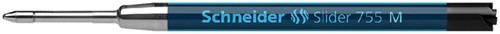 BALPENVULLING SCHNEIDER 755 SLIDER JUMBO M ZWART 1 Stuk