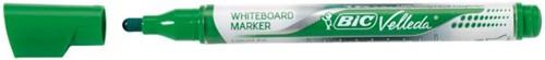 VILTSTIFT BIC VELLEDA WHITEBOARD ROND M GROEN 1 STUK