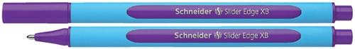 BALPEN SCHNEIDER SLIDER EDGE XB PAARS 1 Stuk