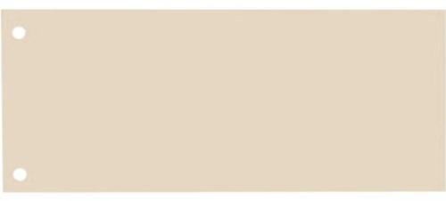 SCHEIDINGSSTROOK ELBA 2R 105X240MM 190GR CHAMOIS 100 STUK