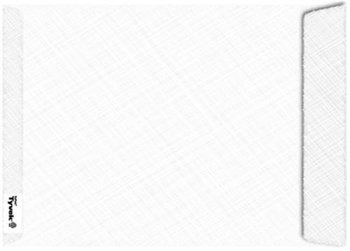 ENVELOP TYVEK AKTE B4 254X350 54GR WIT 100 STUK