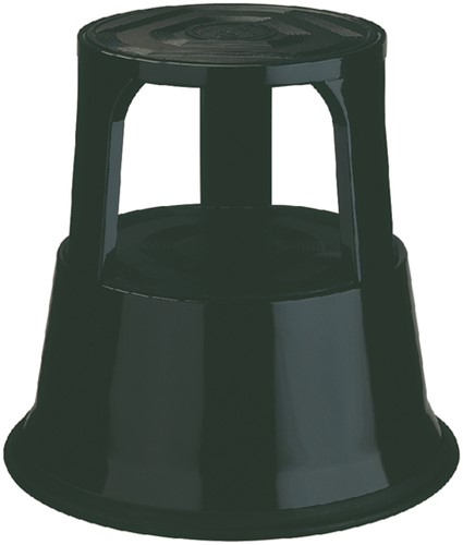 OPSTAPKRUK DESQ ROLL-A-STEP 42CM METAAL ZWART 1 Stuk
