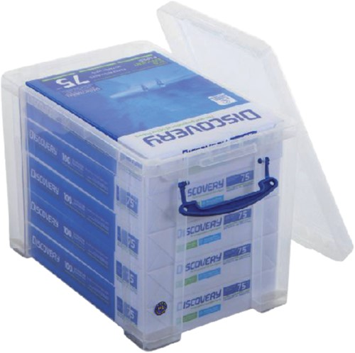 OPBERGBOX REALLY USEFUL 19LITER 395X255X290MM 1 STUK-1
