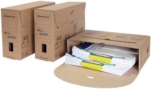 ARCHIEFDOOS LOEFF CLASSIC BOX 3040 370X260X110MM 50 Stuk