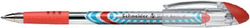 ROLLERPEN SCHNEIDER SLIDER M 0.4MM ROOD 1 Stuk