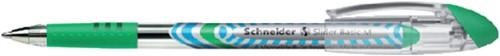 ROLLERPEN SCHNEIDER SLIDER M 0.4MM GROEN 1 Stuk