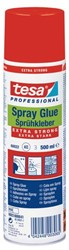 LIJM TESA SPRAY EXTRA STRONG 500ML 1 STUK