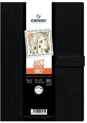 TEKENBLOK CANSON ART 216X279MM 180 GRADEN 96GR 80V 80 VEL