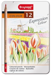 KLEURPOTLOOD BRUYNZEEL EXPRESSION 7705 COLOUR 12 STUK