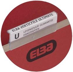 RUITERS ELBA 65MM TBV VERTICFILE INCL STROOK TRANSP 25 STUK