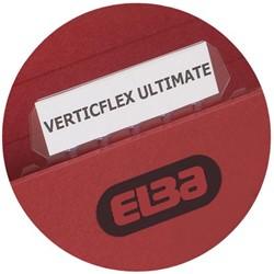 RUITERS ELBA 50MM TBV VERTICFLEX INCL STROOK TRANSP 25 STUK
