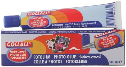 FOTOLIJM COLLALL 50ML 1 STUK