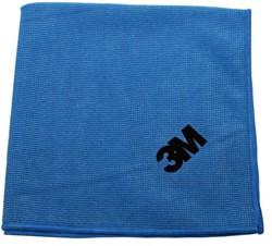 MICROVEZELDOEK 3M SCOTCH BRITE ESSENTIAL 2012 BLAUW 10 STUK