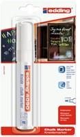 KRIJTSTIFT EDDING 4090 WINDOW BLOK 4-15MM WIT 1 STUK