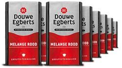 KOFFIE DOUWE EGBERTS SNELFILTER 250GR 250 GRAM