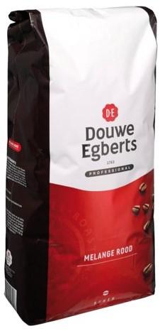 KOFFIE DOUWE EGBERTS ROODMERK BONEN 3000GR 3000 GRAM-1