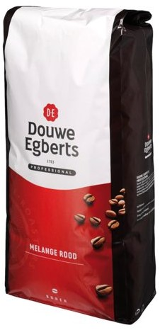 KOFFIE DOUWE EGBERTS ROODMERK BONEN 3000GR 3000 GRAM-3