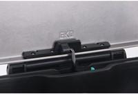 AFVALBAK PEDAALEMMER RECHTHOEKIG 50LITER MAT RVS 1 STUK-1