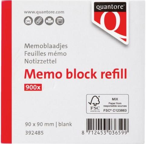 MEMOBLOK QUANTORE LOSBLADIG 90X90X90MM 900V 900 VEL-2