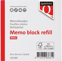 MEMOBLOK QUANTORE LOSBLADIG 94X94X90MM 900V 900 VEL-2