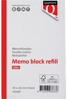 MEMOBLOK QUANTORE LOSBLADIG 140X90X20MM 200V 200 VEL-2