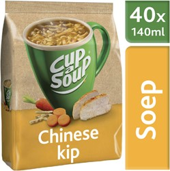 CUP A SOUP TBV DISPENSER CHINESE KIP 40 PORTIES 40 PORTIE